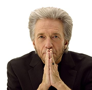 Speaker Gregg Braden at ayahuasca retreat Rythmia
